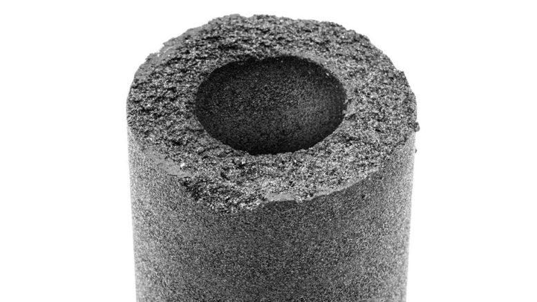 Aktivkohle Wasserfilter Block